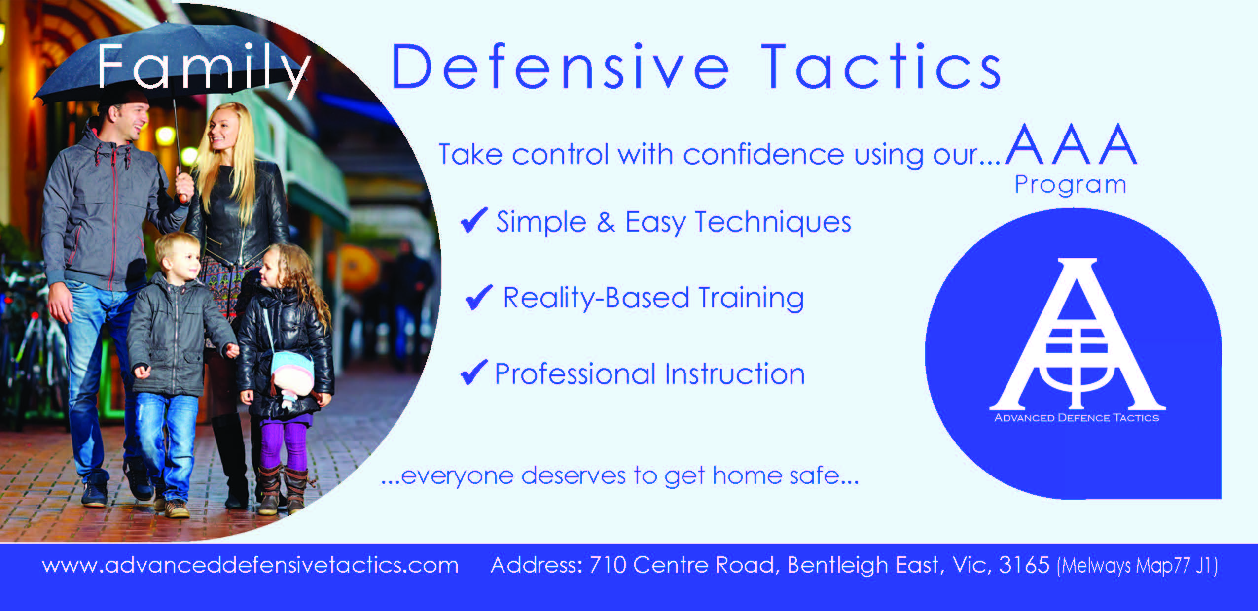 ADT-Family Self Defence
